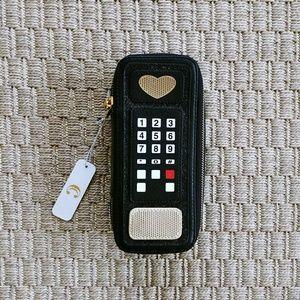 Super Cute Charming Charlie Phone Makeup Case NWT